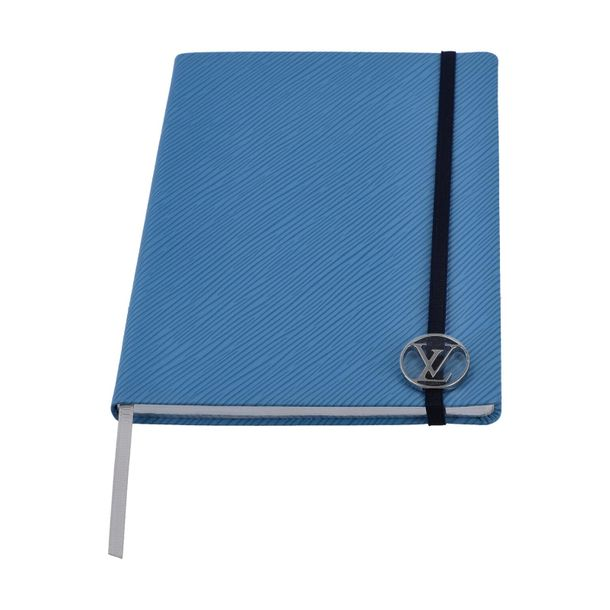 LOUIS VUITTON Notizbuch, Koll.2016. LOUIS VUITTON notebook, coll. 2016. Epi leat…