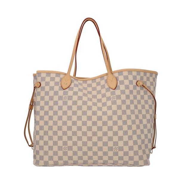 "LOUIS VUITTON Shoppertasche ""NEVERFULL GM"", Koll. 2019. LOUIS VUITTON ""NEVERFULL…"