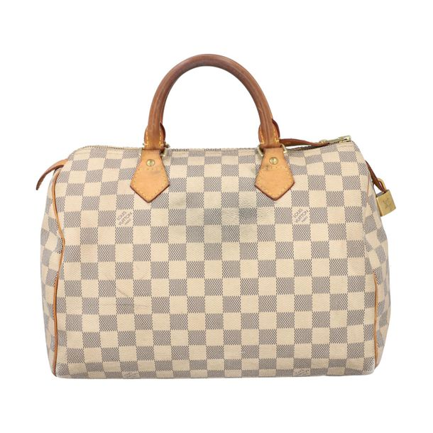 "LOUIS VUITTON Handtasche ""SPEEDY 30"", Koll. 2014. LOUIS VUITTON ""SPEEY 30"" handb…"