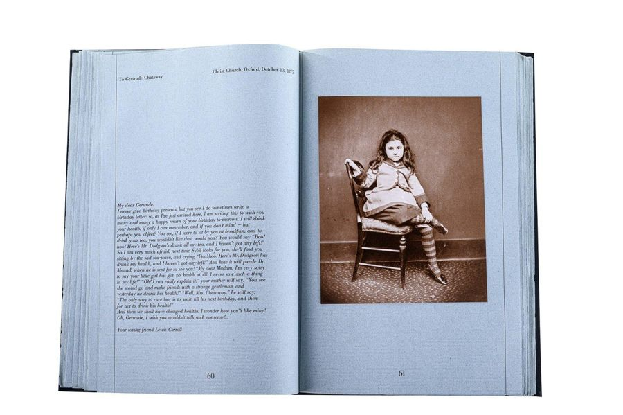Lewis Carroll Photos and Letters to His Child FriendsParma: Franco Maria Ricci 1…