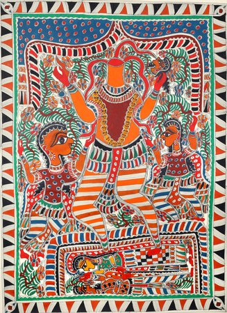 Chinnamasta is one of the ten Mahavidya or forms of the Goddess Parvati.She has …