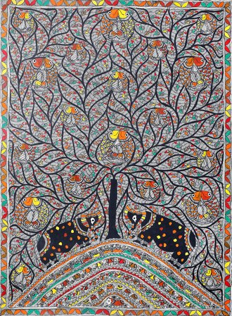The Tree of Life is one of the more popular motifs found in various art forms, a…