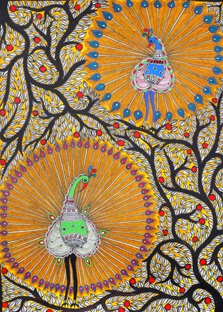 TextMadhubani or Mithila painting popularly date back to the ancient forms of tr…