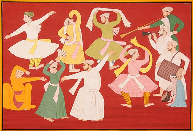 Ecstasy and Elation Ranging from mujras to kathak, the Mughal period witnessed m…