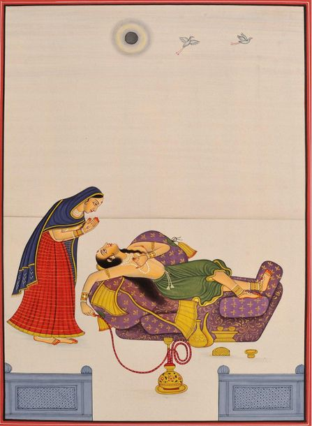 The Desperate Passion (Bundi School) Whether being attractive or erotic or attra…