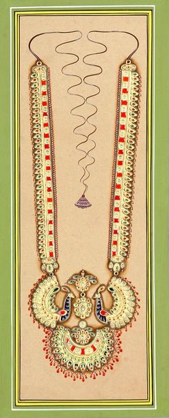 Peacock Necklace Jewelries whether worn or drawn are a pleasure to our vision an…