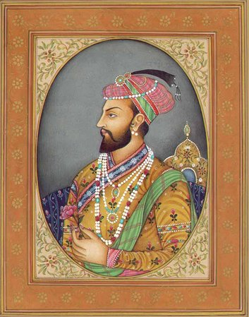 Shah Jahan Specifications:  Water Color Painting on Paper  Artist:Kailash Raj  6…