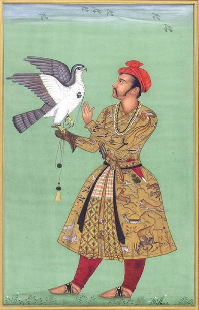 King Jahangir, The Fearless Falconer King Jahangir was a skilled falconer of his…