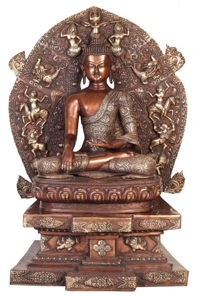 The Buddha stands for all that is wise and compassionate. Having spent his youth…