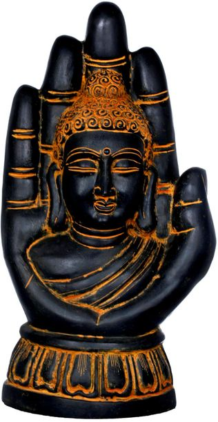 Large Size Buddha in Hand Tibetan Buddhist Buddha is a title which means 'one wh…