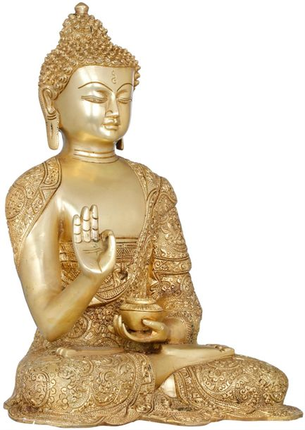 A Buddha always teaches Dhamma, which means truth, the law of nature, which is u…