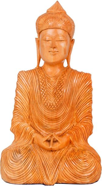 Seated Japanese Buddha Buddhism in Japan was a gift from the Korean kingdom of K…