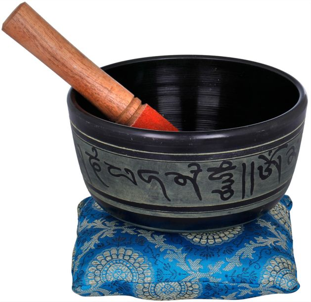 Buddha Head Singing Bowl Tibetan Buddhist Singing Bowls also known as standing b…