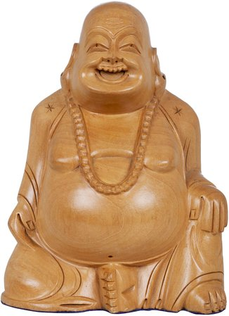 Tibetan Buddhist Laughing Buddha Laughing Buddha is one of the most popular feng…