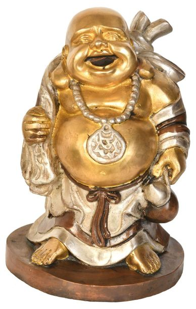 Laughing Buddha There is more to the adorable laughing Buddha than meets the eye…