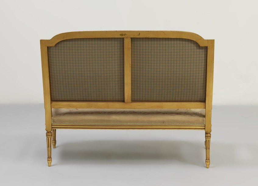 ITALIAN WORK OF 20th CENTURY ITALIAN WORK OF 20th CENTURY Louis XVI style four a…