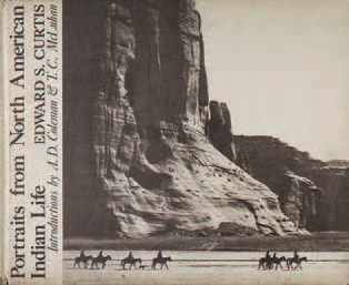 """EDWARD S. CURTIS (1868-1952) """"Portraits from North American Indian Life"""", Promontory…"""