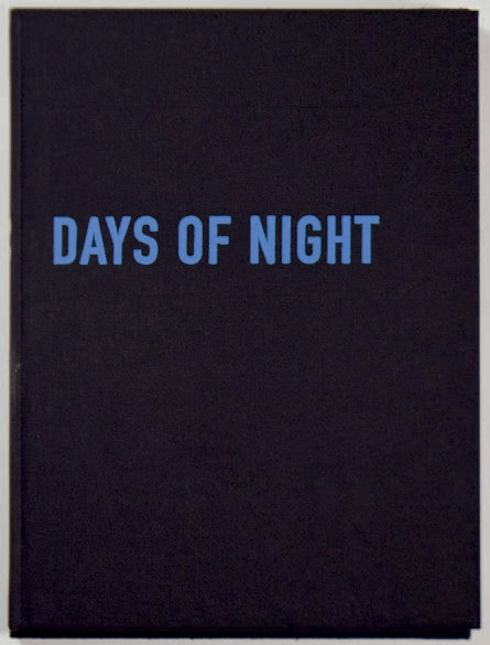 "MORTEN ANDERSEN 1965 ""Days of Night"", Museet for samtidskunst, Oslo 2003, non paginé.…"