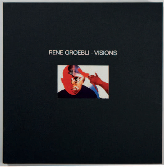 """RENE GROEBLI 1927 """"Visions - photographies 1946-1991"""", Éditions Camera Obscura, 1992,…"""