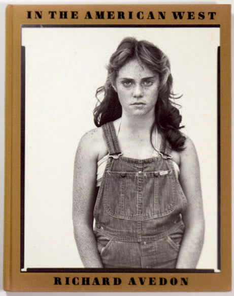 """RICHARD AVEDON 1923-2004 """"In the American West"""", Abrams, New York 1985, non paginé.…"""