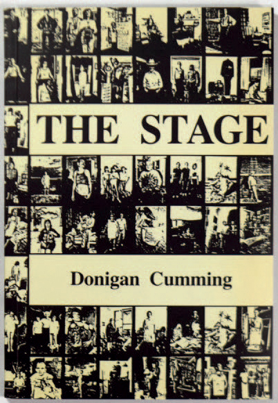 """DONIGAN CUMMING 1947 """"The Stage"""", Maquam Press, 1991, non paginé. Ouvrage broché…"""