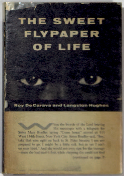 "ROY DE CARAVA 1919-2009 ""The Sweet Flypaper of Life"", Simon and Schuster, New York…"