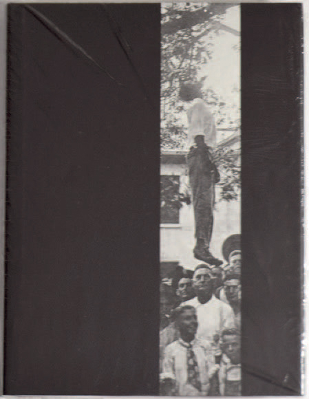 """HILTON ALS 1960 """"Without Sanctuary - Lynching Photography in America"""", Twin Palms…"""