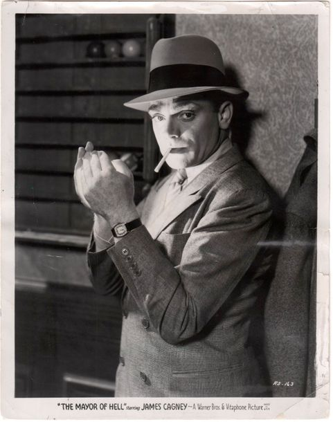 LE BATAILLON DES SANS AMOUR – THE MAYOR OF HELL James Cagney, film d'Archie Mayo…