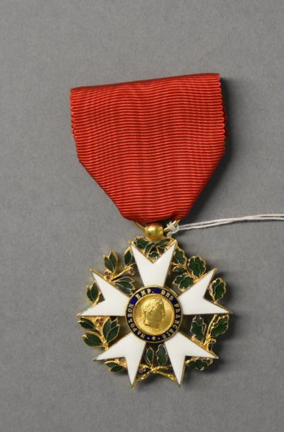 Armes - Décorations - Militaria FRANCE Légion d'Honneur Officier Ier Empire du 1er…