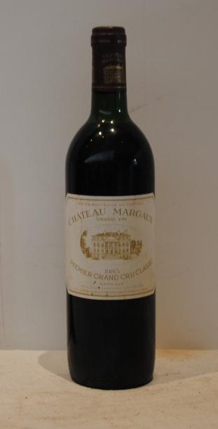 1 bout CHT MARGAUX 1985 (NLB)