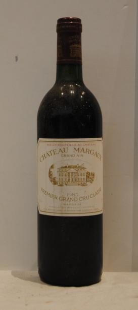 1 bout CHT MARGAUX 1985