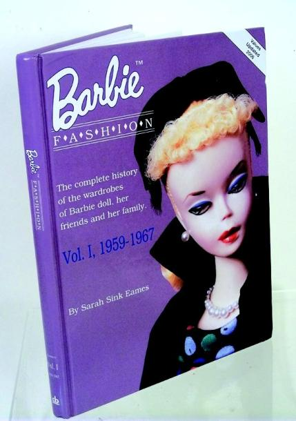 "-""BARBIE Fashion"" par Sarah Sink Eames (1959-1967) Tome 1 (1990)"
