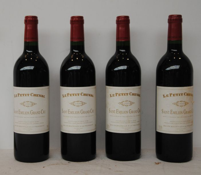4 bout CHT PETIT CHEVAL 1999