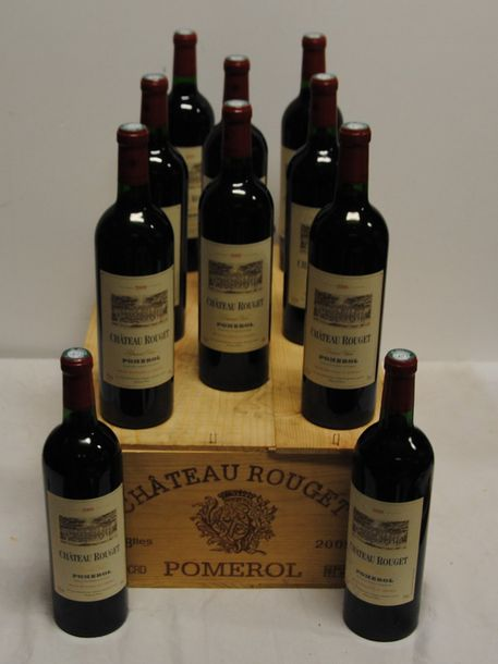 10 bout CHT ROUGET POMEROL 2009