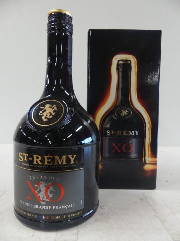 Brandy XO Extra Old Coffret production française 70 cl 40 % vol