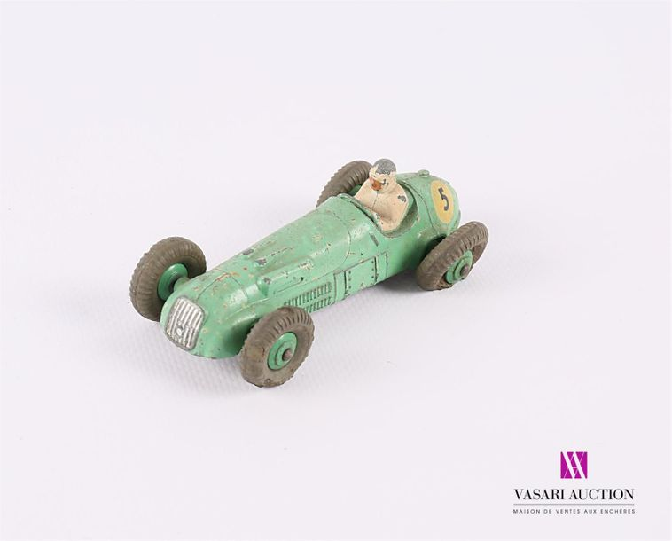 DINKY TOYS (GB) H.W.M - 23J - couleur verte (fortes usures, forte oxydation au revers,…