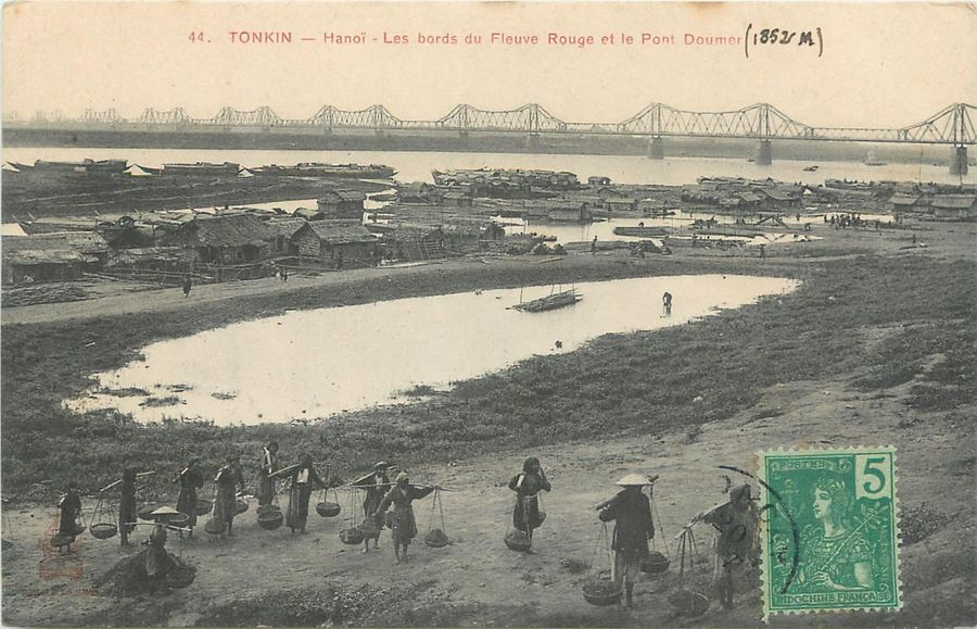 210 CARTES POSTALES INDOCHINE : Divers Pays. Villes, qqs villages, qqs animations,…