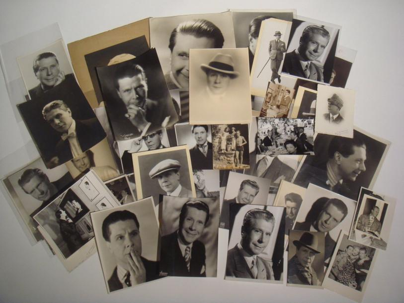 Photographies Archives Pierre Stephen (1890-1980). Ensemble de 55photographies,…
