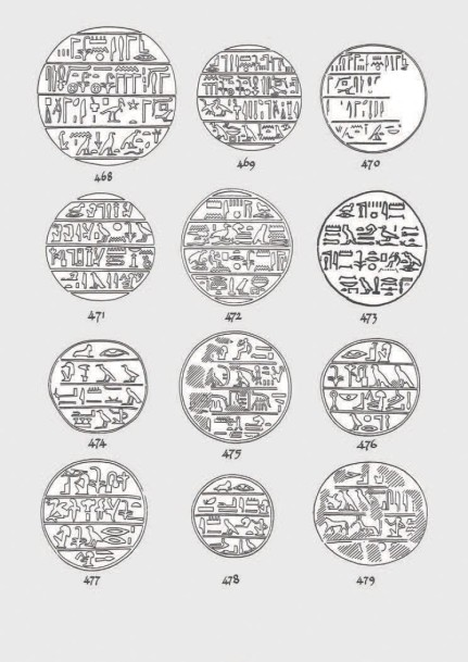 GARIS DAVIES N. DE. A corpus of inscribed egyptian funerary cones, part I, plates,…
