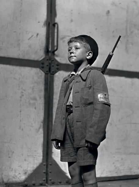 PAUL GOLDMAN Holocaust survivor, Haifa 6 July 1945 Photographie noir et blanc H_40…