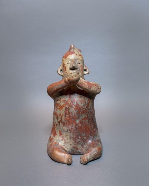 CHAMAN ASSIS  Culture Colima, Mexique Occidental  Protoclassique, 100 avant J. C…