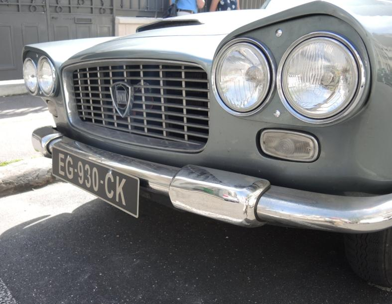 AUTOMOBILE DE COLLECTION MARQUE : LANCIA TYPE : Flaminia GTL 3C 2.8L 2+2 Coupé Touring…