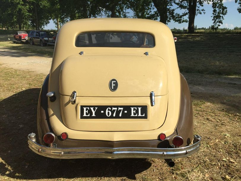 HOTCHKISS 686 PN Paris Nice - 1936 N° de série: 62003 Succession Collection F. Achat…