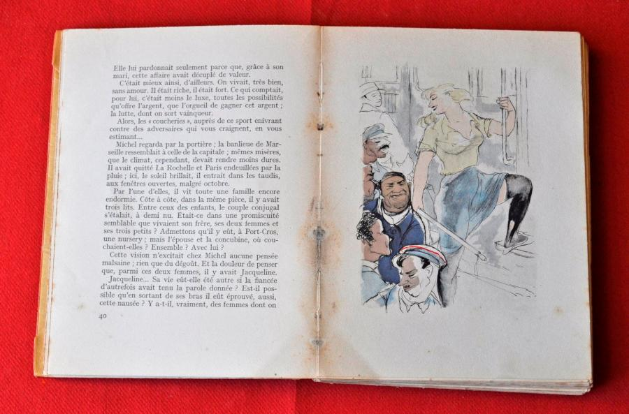 ROYER. Le Sérail. Illustrations de G. BARRET. N° 910 - Editions Arc en Ciel