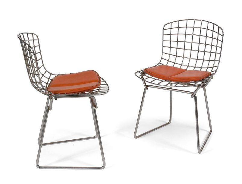 "Harry BERTOIA (1915 1948) Designer & KNOLL INTERNATIONAL Éditeur "" Children Wire…"