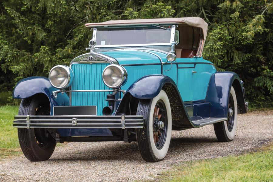 DY-446-DC CADILLAC ROADSTER GOLFER carrosserie FISHER