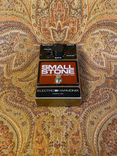 PEDALE D'EFFETS - ELECTRO-HARMONIX MODELE - Small Stone, EH 4800 Phase Shifter …