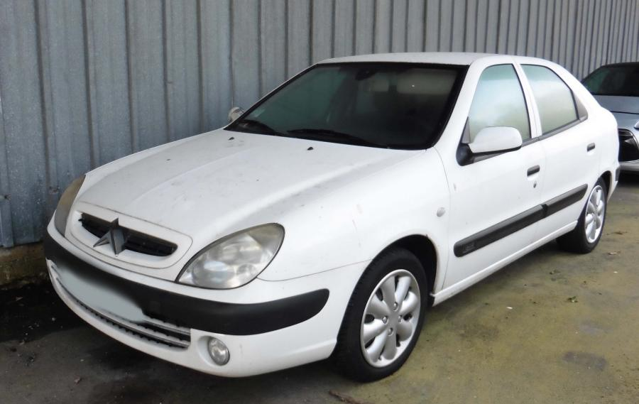 BW-429-TM CITROEN Xsara Berline Phase 2 (N1) 2.0 HDi 90cv