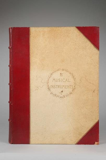 HIPKINS, A. J. Musical Instruments, historic, rare and unique..., Illustrated by…