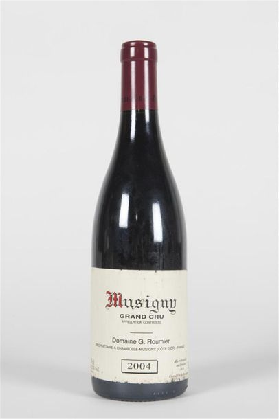 1 B MUSIGNY (Grand Cru) e.a. Georges Roumier 2004